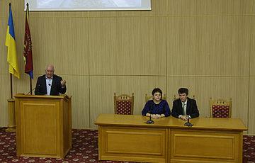 Презентація документального фільму «Місце пам'яті – Биківня» (режисер Ірина Шатохіна)