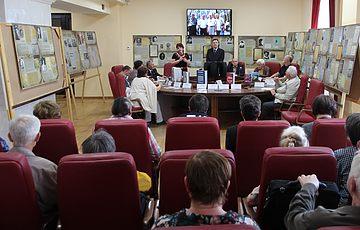 Выставка «Слово, оборванное в Быковне» открылась в помещение Киевского городского совета