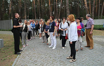 Pilgrims from Croatia honored the victims of Stalin's repressions in Bykivnya