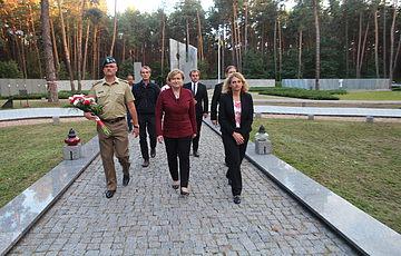 Визит депутата Европарламента Анны Фотыги