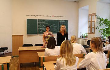 Лекторий Заповедника в Одессе