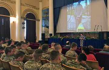 Богунівці прослухали лекторій Заповідника