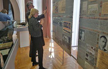 Виставка «Розстріляна еліта: Биківнянський вимір» у Національному музеї історії України
