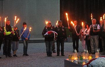 XIX Międzynarodowy Rajd Katyński w Bykowni