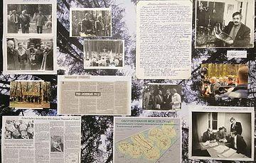 Захід на спомин Миколи Лисенка