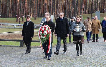Визит Госсекретаря Канцелярии президента Республики Польша
