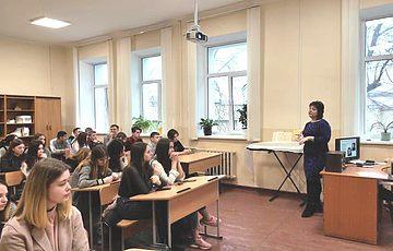 Заповідник продовжує співпрацю зі школами Борисполя