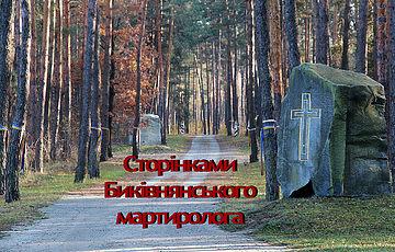 Сторінками Биківнянського мартиролога: Олександр Соколовський