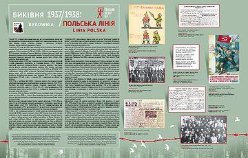 ОТКРЫТИЕ ВЫСТАВКИ «БЫКОВНЯ 1937/1938: ПОЛЬСЬКАЯ ЛИНИЯ»