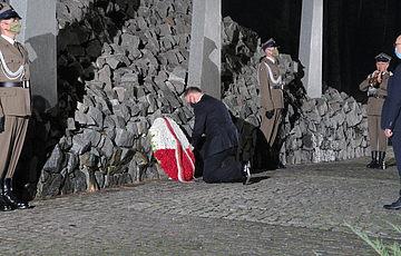 Wizyta Prezydenta Polski Andrzeja Dudy w Bykowni