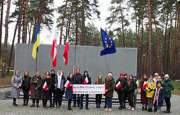 Studenci Akademii Młodych Liderów odwiedzili Bykownię