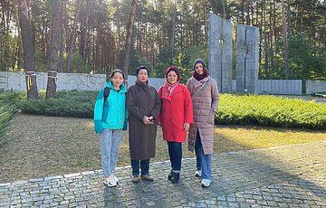 Дослідники із Киргизстану відвідали Заповідник