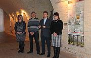 Открытие выставки «Быковня - территория памяти»