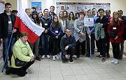 Grupa polskich pielgrzymów odwiedziła Rezerwat