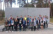 Візит представників Броварського районного центру патріотичного  виховання учнівської молоді