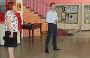 Выставка «Слово, оборванная в Быковне» на каневской земле