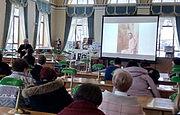 Лекторий «Забвению не подлежит» в Национальной библиотеке Украины имени Ярослава Мудрого