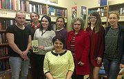 Зустріч із учасниками проекту «Українські посиденьки»