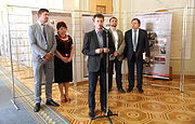 Exhibition about the Great Terror was opened in the Verkhovna Rada