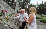 В день годовщины начала Великого террора в Быковне почтили память жертв сталинских репресий