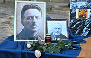 Memorial event dedicated to M. Boychuk and the repressed boychukists