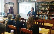 Лекторий Заповедника в Украинском гуманитарном лицее