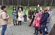 У Заповіднику вшанували пам'ять українських футуристів