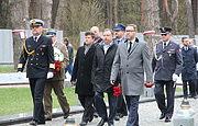 Dzień pamięci ofiar Katynia w Bykownie