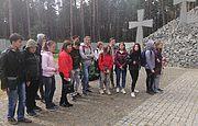 Старшеклассники Киевщины знакомятся с историей Быковнянских захоронений