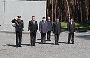 Dzień pamięci ofiar zbrodni Katyńskiej w Bykowni 13.04.2020