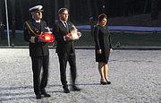 W 81. rocznicę wybuchu II wojny światowej w Rezerwacie zapalono lampki