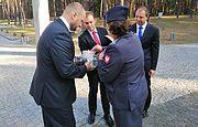 В Быковне вспомнили годовщину вторжения в Польшу