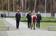 W Narodowe Święto Niepodległości Rzeczpospolitej Polski w Bykowni uczcili pamięć poległych