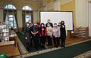 Триває співпраця Заповідника з Національною бібліотекою України імені Ярослава Мудрого