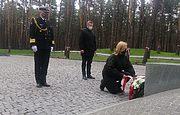 Віцемаршалок Сейму Республіки Польща Малґожата Ґосєвська відвідала Биківню