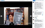 Лекция для читателей Центральной библиотеки им. Т. Г. Шевченко для детей г. Киева