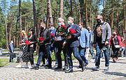 День пам'яті жертв політичних репресій – 2021 у Заповіднику