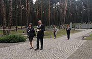 В Быковне вспомнили 82-ю годовщину вторжения в Польшу