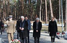 Візит  міністра закордонних справ Республіки Польщі Вітольда Ващиковського до Заповідника