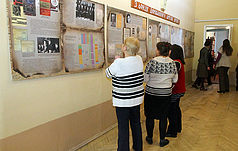 Presentation of the exhibition