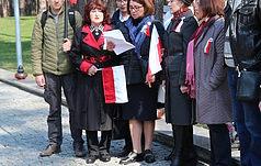 В Заповеднике почтили память жертв Катыньской трагедии