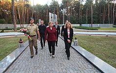 Wizyta deputowanej do Europarlamentu Anny Fotygi