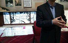 Выставка Заповедника в Хмельницком областном литературном музее