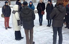 Excursion for participants of the seminar