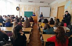 Лекція для студенів-філологів Національного педагогічного університету ім. М. П. Драгоманова