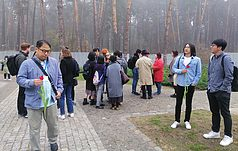 Historians from Korea and Germany are guests of the Reserve