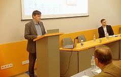 Науковці Заповідника – учасники конференції «Архіви комуністичних спецслужб: формування, використання, інтерпретації»