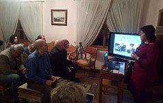 Лекція у Будинку-музеї Тараса Шевченка