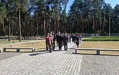 В День Войска Польского в Быковне почтили погибших от советского террора