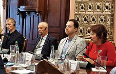 Участь у круглому столі «Доступ до документів репресивних органів в Україні та Латвії»